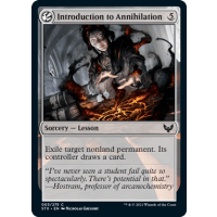 Introduction to Annihilation Thumb Nail