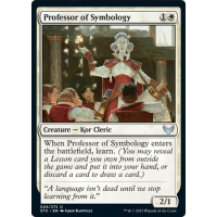 Professor of Symbology  Thumb Nail