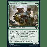 Professor of Zoomancy Thumb Nail