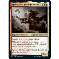 Quintorius, Field Historian Thumb Nail