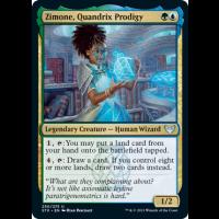 Zimone, Quandrix Prodigy Thumb Nail