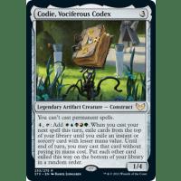 Codie, Vociferous Codex Thumb Nail