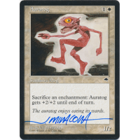 Auratog Signed by Jeff Miracola (Tempest) Thumb Nail