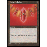 Ruby Medallion Thumb Nail