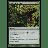 Aggressive Urge Thumb Nail