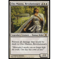 Cho-Manno, Revolutionary Thumb Nail