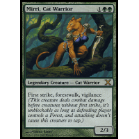 Mirri, Cat Warrior Thumb Nail