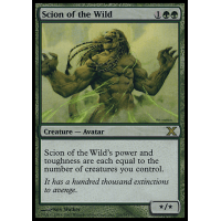 Scion of the Wild Thumb Nail