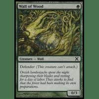 Wall of Wood Thumb Nail