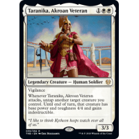 Taranika, Akroan Veteran Thumb Nail