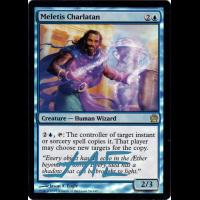 Meletis Charlatan FOIL Signed by Jason Engle Thumb Nail