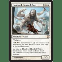 Hundred-Handed One Thumb Nail