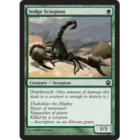 Sedge Scorpion Thumb Nail