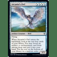 Arcanist's Owl Thumb Nail