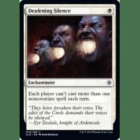 Deafening Silence Thumb Nail