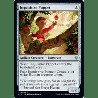 Inquisitive Puppet Thumb Nail