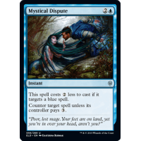 Mystical Dispute Thumb Nail