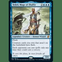 Teferi, Mage of Zhalfir Thumb Nail