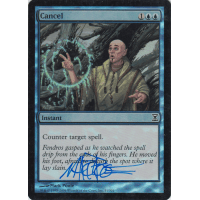 Cancel FOIL Signed by Mark Poole Thumb Nail