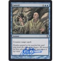 Cancel Signed by Mark Poole Thumb Nail