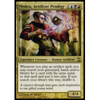Mishra, Artificer Prodigy Thumb Nail
