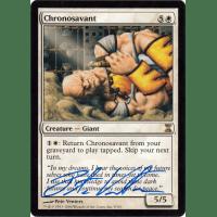 Chronosavant Signed by Pete Venters Thumb Nail