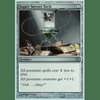 Super Secret Tech Thumb Nail