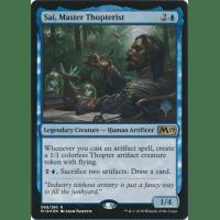 Sai, Master Thopterist Thumb Nail