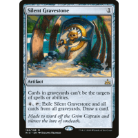 Silent Gravestone Thumb Nail