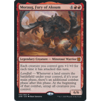Moraug, Fury of Akoum Thumb Nail