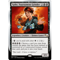 Spike, Tournament Grinder Thumb Nail