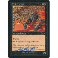 Fog of Gnats Signed by Jeff Miracola (Urza's Legacy) Thumb Nail