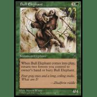 Bull Elephant Thumb Nail