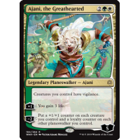 Ajani, the Greathearted Thumb Nail
