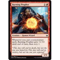 Burning Prophet Thumb Nail