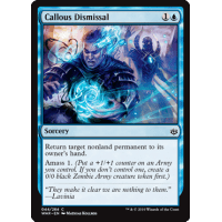 Callous Dismissal Thumb Nail