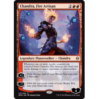 Chandra, Fire Artisan Thumb Nail