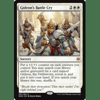 Gideon's Battle Cry Thumb Nail