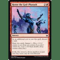 Honor the God-Pharaoh Thumb Nail