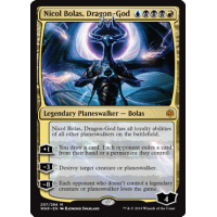 Nicol Bolas, Dragon-God Thumb Nail