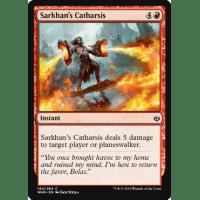 Sarkhan's Catharsis Thumb Nail