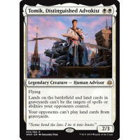 Tomik, Distinguished Advokist Thumb Nail