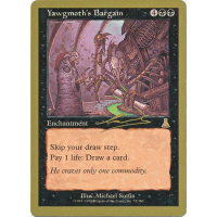 Yawgmoth's Bargain Thumb Nail