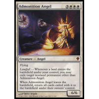 Admonition Angel Thumb Nail
