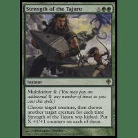 Strength of the Tajuru Thumb Nail