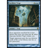 Archive Trap Thumb Nail