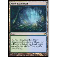 Misty Rainforest Thumb Nail