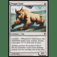 Steppe Lynx Thumb Nail