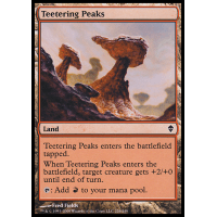 Teetering Peaks Thumb Nail