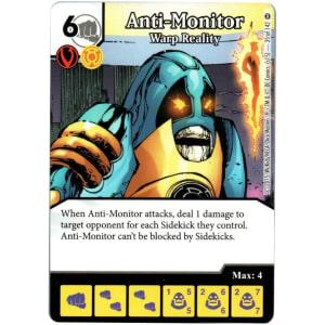 Anti-Monitor - Warp Reality